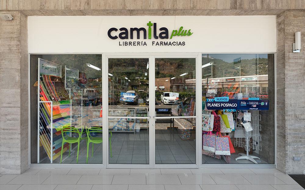Camila Plus   CC El Encuentro San Marcos
