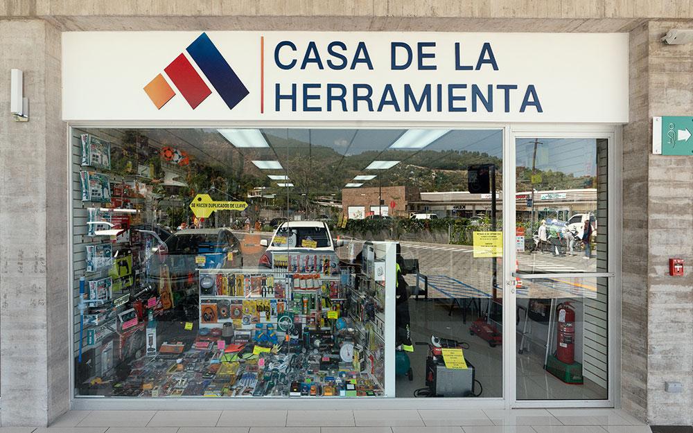 La Casa de la Herramienta | CC El Encuentro San Marcos