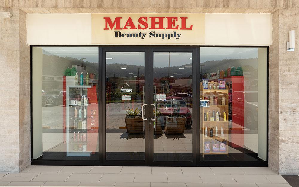 Mashel Beauty Supply   CC El Encuentro San Marcos