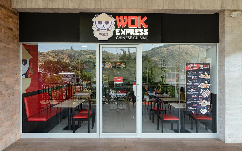 Wok Express   CC El Encuentro San Marcos