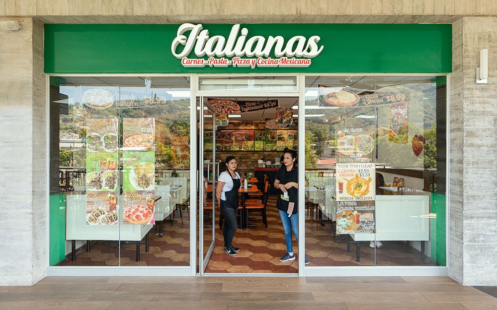 Italianas | CC El Encuentro San Marcos
