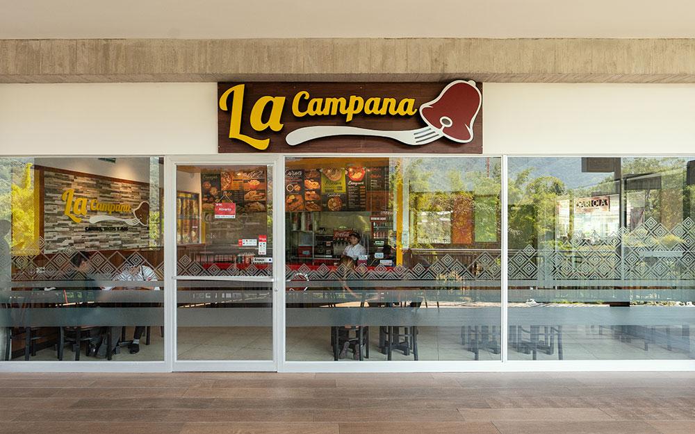 La Campana | CC El Encuentro San Marcos