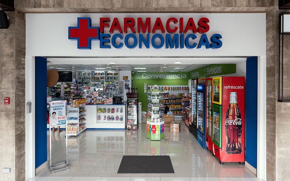 Farmacias Económicas CC El Encuentro Lourdes