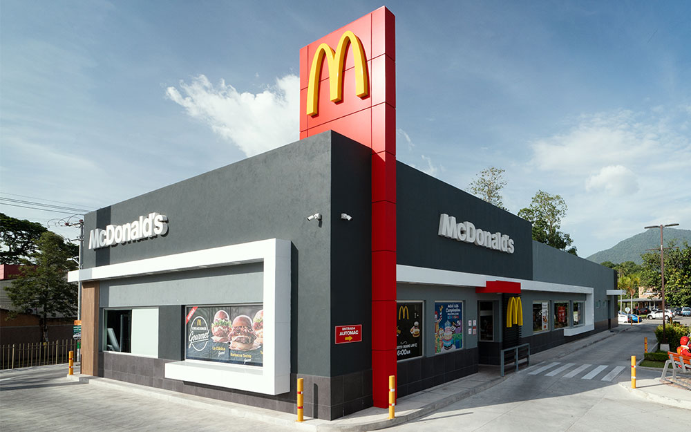 McDonalds CC El Encuentro Lourdes
