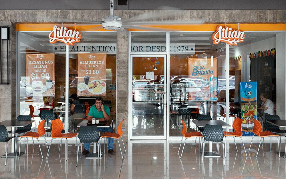 Panadería Lilian CC El Encuentro Lourdes