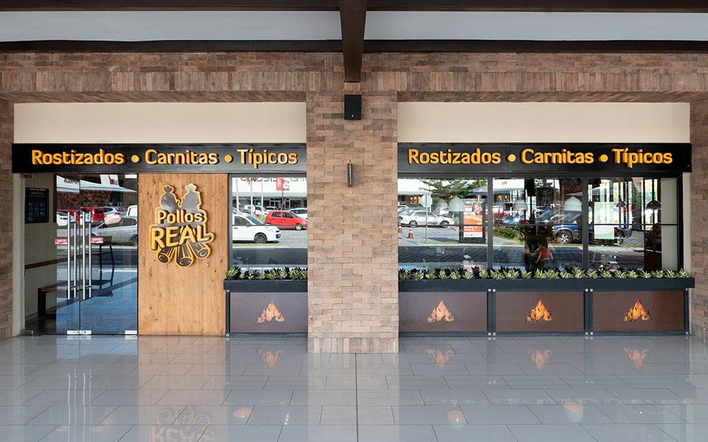 Pollos Real CC El Encuentro Lourdes